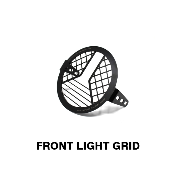 Front Light Grid