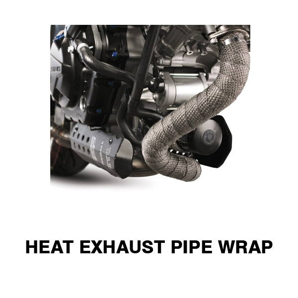 Heat Exhaust Pipe Wrap