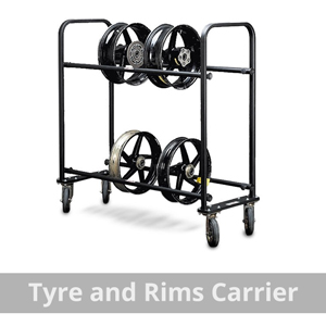 Tyre and Rims Carrier