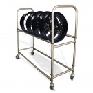TITANIUM Tyres & Rims Carrier