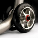 Titanium Stands Wheel