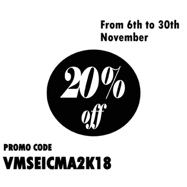 EICMA Sale 20%off